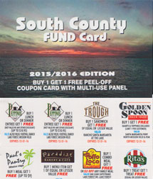 Deals work South County Fund Card a South Orange County dining and  . Orange County Dining Deals. Home Design Ideas